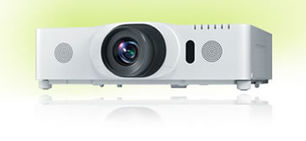 INSTALLATION LCD PROJECTORS - CP-SX8350