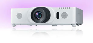 INSTALLATION LCD PROJECTORS -  CP-WU8460
